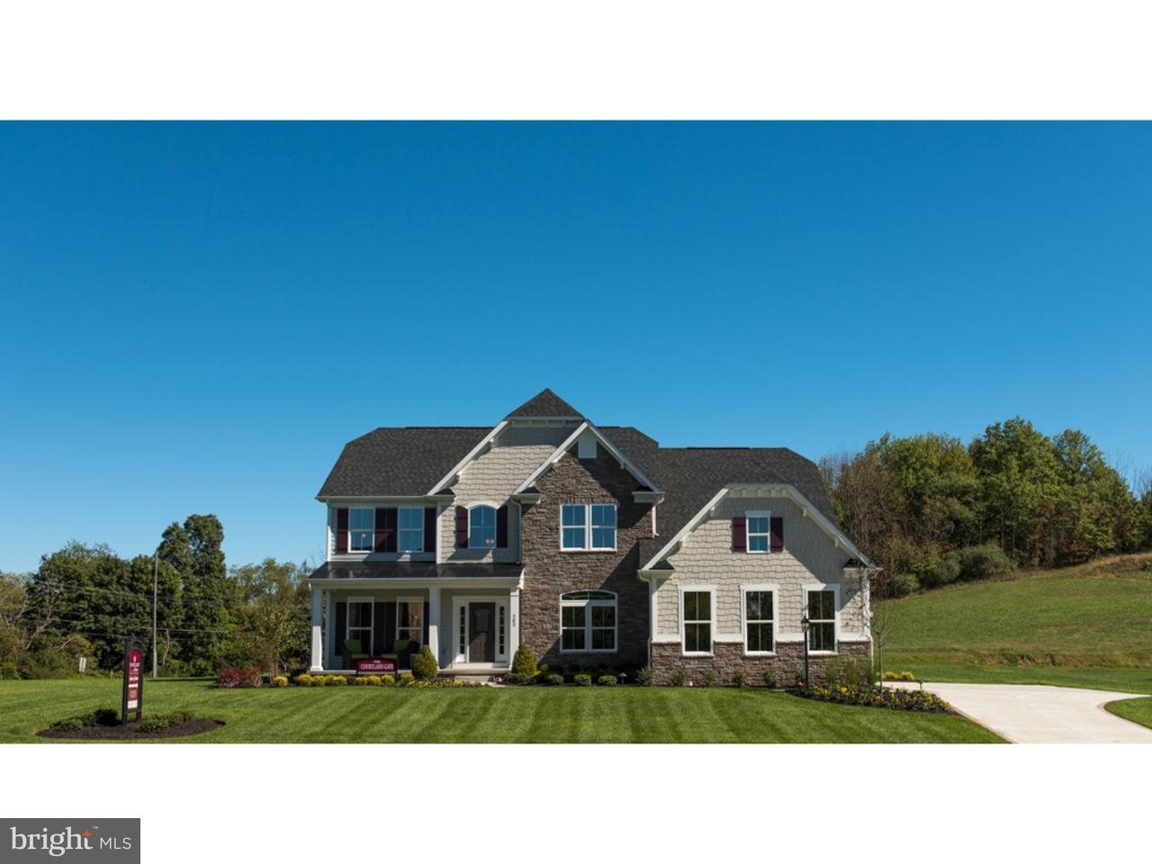 Частный односемейный дом для того Продажа на 500 PEAR TREE Court Delran Township, Нью-Джерси 08075 Соединенные Штаты