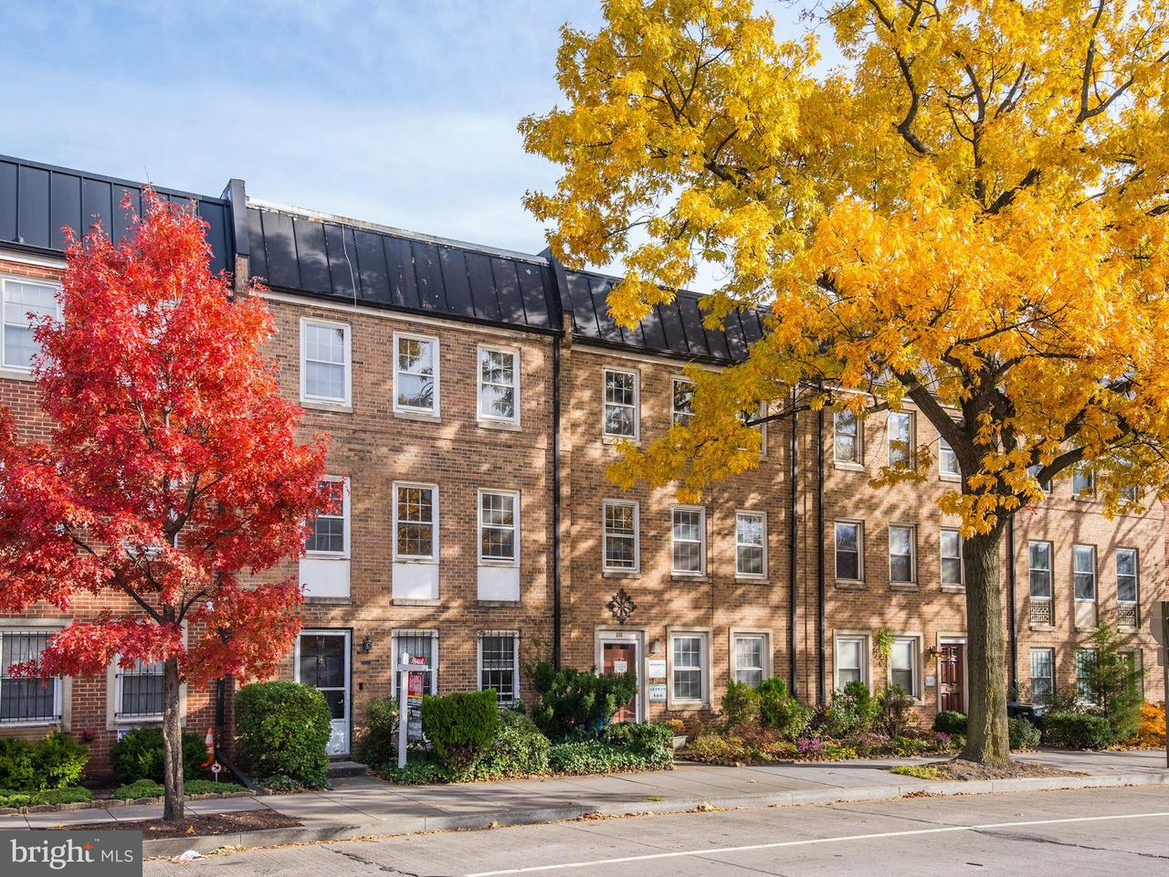 Townhouse for Sale at 604 7TH ST SW 604 7TH ST SW Washington, District Of Columbia 20024 United States
