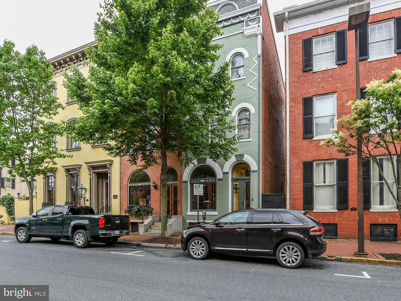 Stadthaus für Verkauf beim 114 Church St E 114 Church St E Frederick, Maryland 21701 Vereinigte Staaten