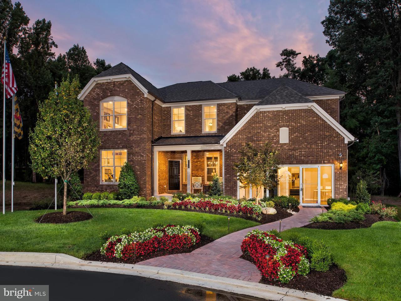 Einfamilienhaus für Verkauf beim 9819 SOAPSTONE TRL #02 9819 SOAPSTONE TRL #02 Ellicott City, Maryland 21043 Vereinigte Staaten