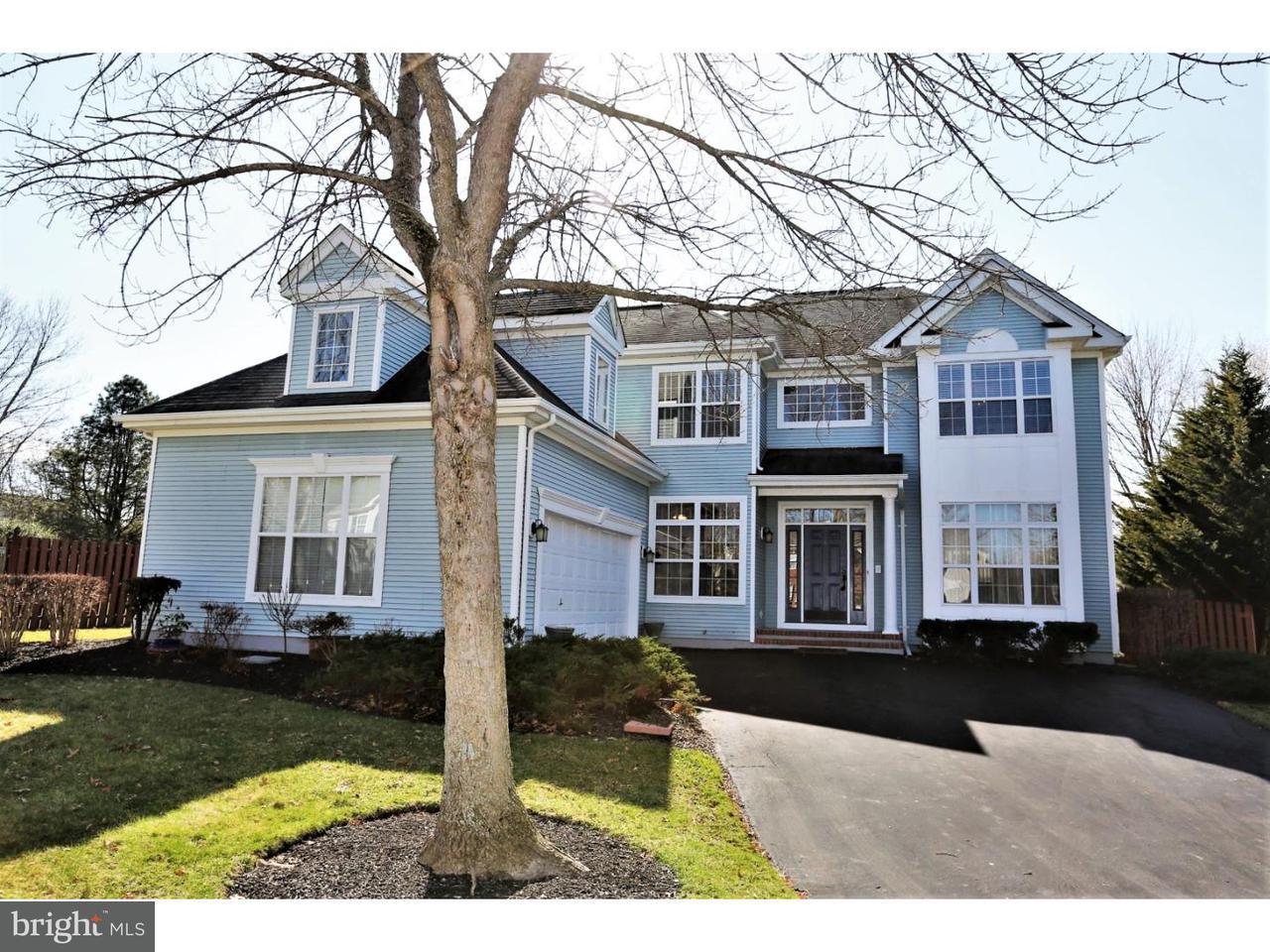 Casa Unifamiliar por un Venta en 6 BARN SWALLOW Court Plainsboro, Nueva Jersey 08536 Estados UnidosEn/Alrededor: Plainsboro Township