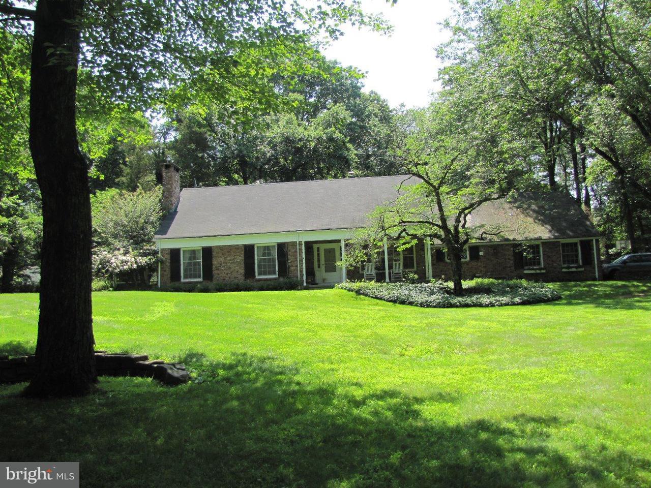 Частный односемейный дом для того Аренда на 20 HONEYBROOK Drive Princeton, Нью-Джерси 08540 Соединенные ШтатыВ/Около: Hopewell Township