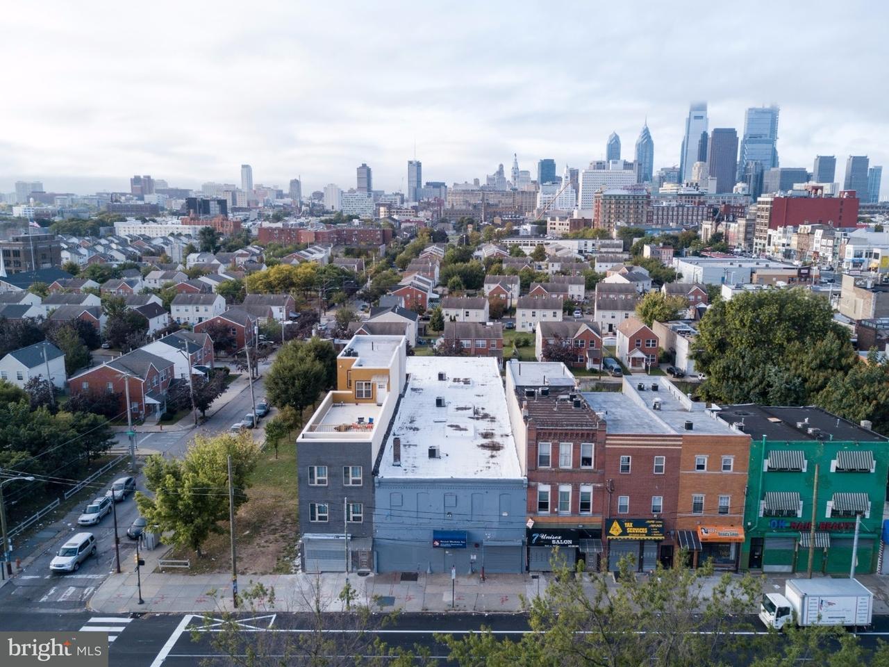 Μονοκατοικία για την Πώληση στο 1308 W GIRARD Avenue Philadelphia, Πενσιλβανια 19123 Ηνωμενεσ Πολιτειεσ