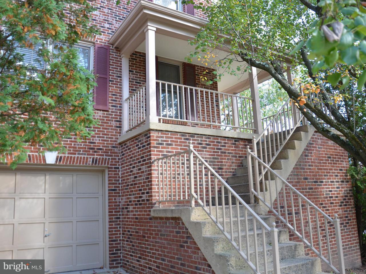 Townhouse for Sale at 8440 MILLWOOD Drive 8440 MILLWOOD Drive Springfield, Virginia 22152 United States