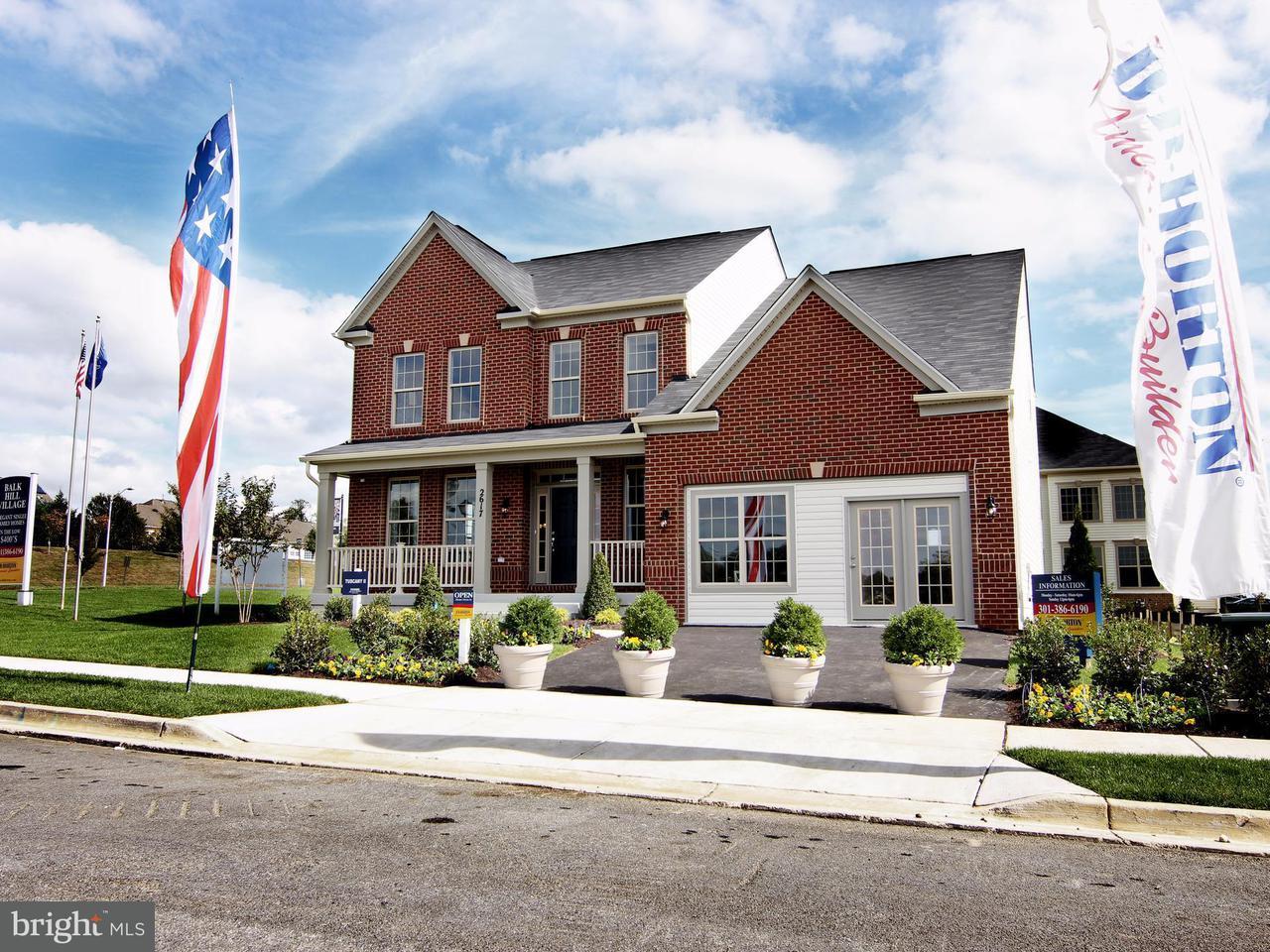 Частный односемейный дом для того Продажа на 2617 LADY GROVE Road 2617 LADY GROVE Road Mitchellville, Мэриленд 20721 Соединенные Штаты