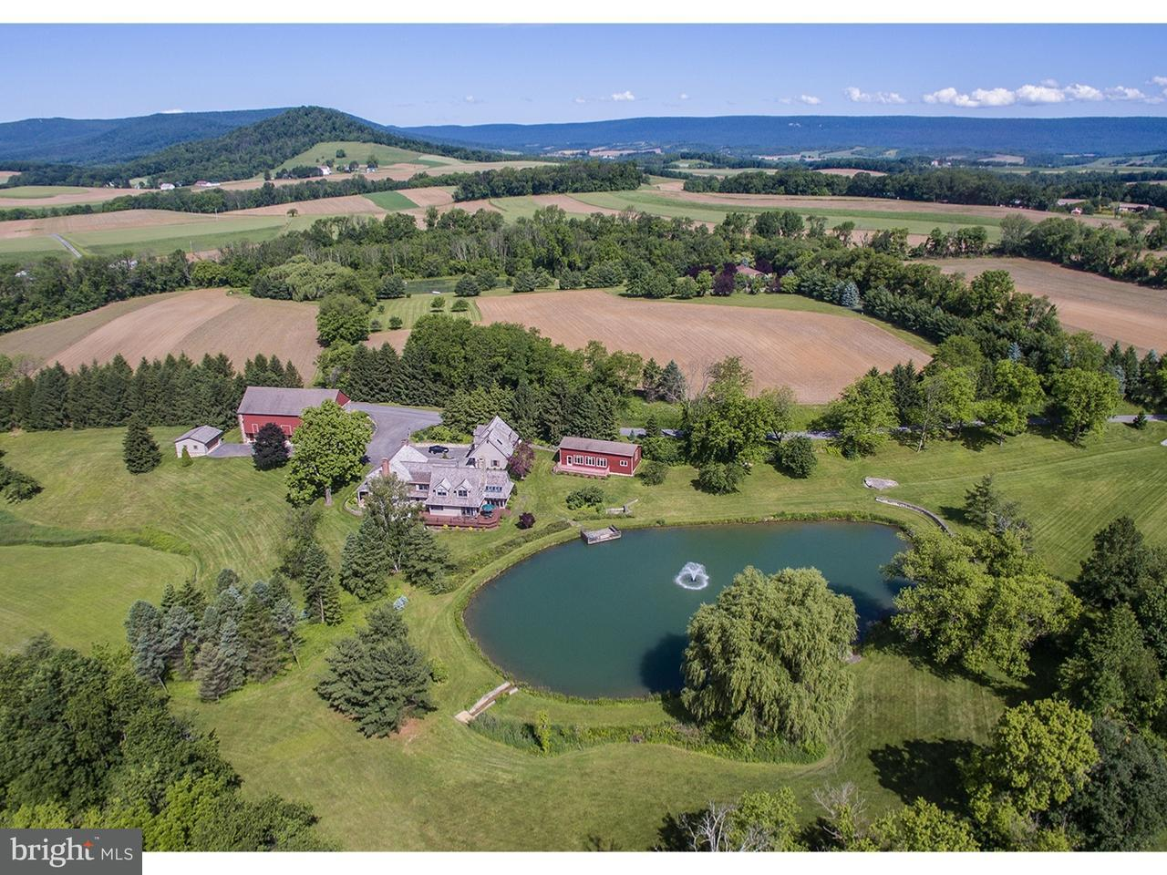 Single Family Home for Sale at 47 FLORY Road Lenhartsville, Pennsylvania 19529 United States
