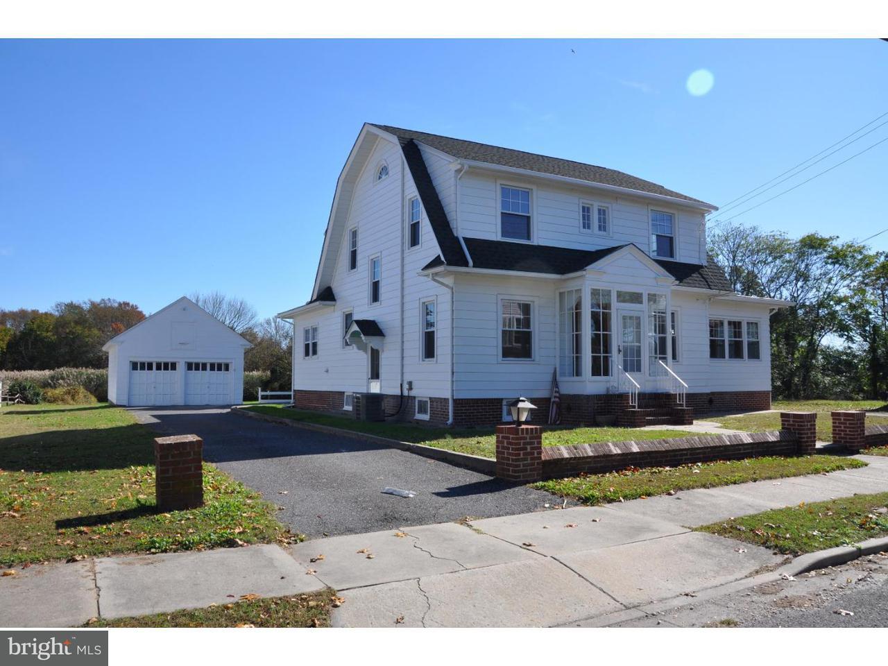 Частный односемейный дом для того Продажа на 2526 HIGH Street Port Norris, Нью-Джерси 08349 Соединенные Штаты