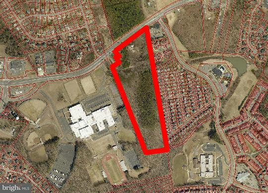 土地 のために 売買 アット 799 GARRISONVILLE Road 799 GARRISONVILLE Road Stafford, バージニア 22556 アメリカ合衆国