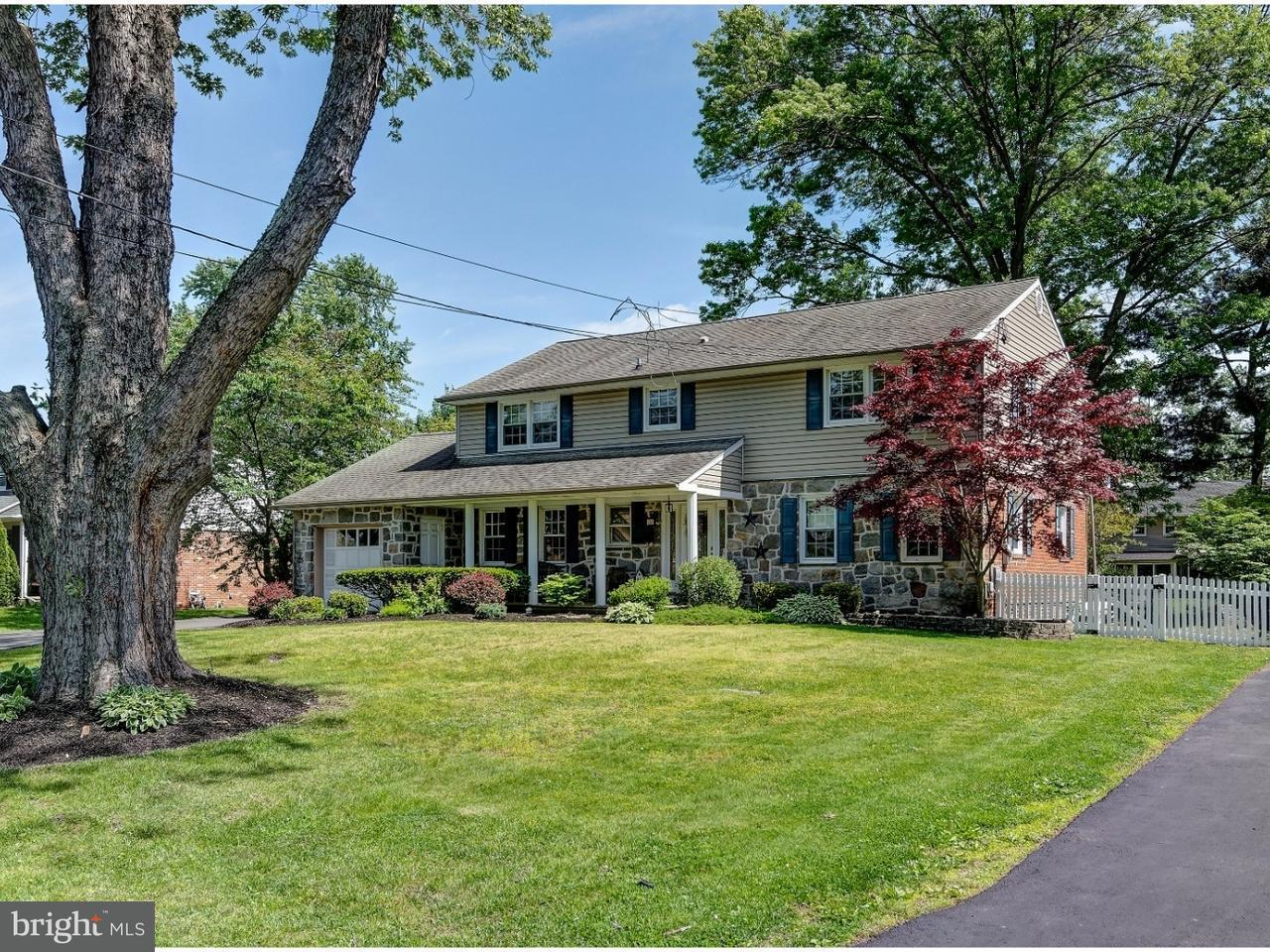 Single Family Home for Sale at 214 WAYNE Drive Cinnaminson, New Jersey 08077 United States