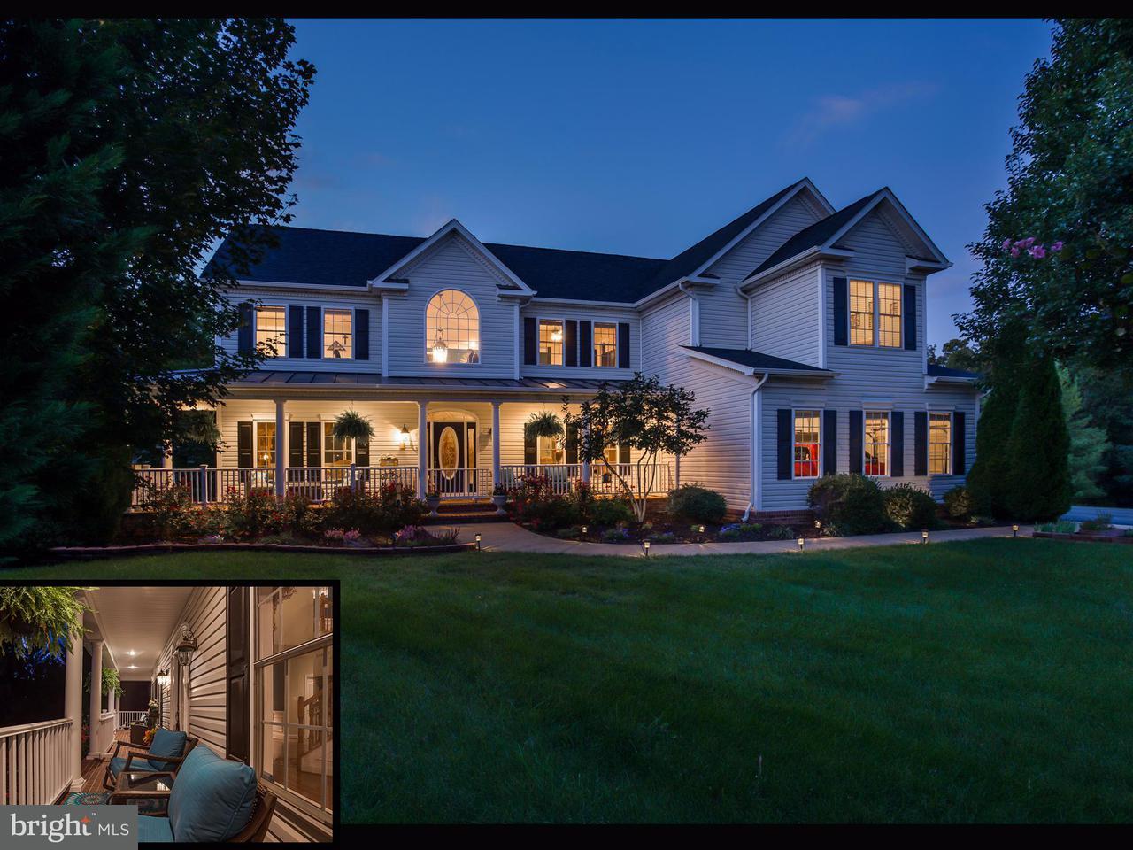 Casa Unifamiliar por un Venta en 9 STOLEN WILL Court 9 STOLEN WILL Court Stafford, Virginia 22554 Estados Unidos