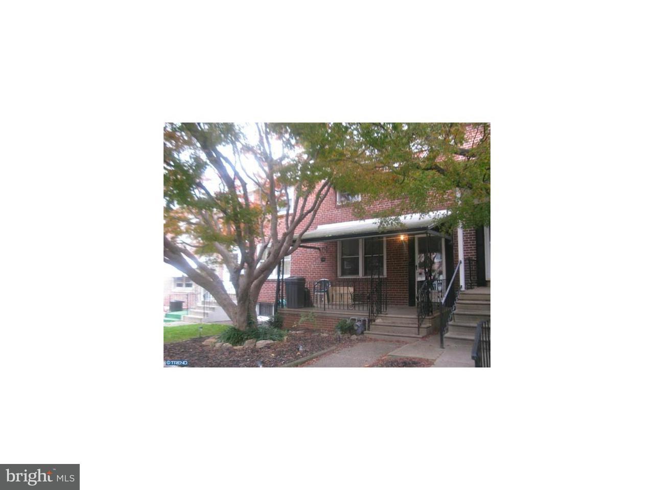 Таунхаус для того Продажа на 105 MILDRED Avenue Darby, Пенсильвания 19023 Соединенные Штаты