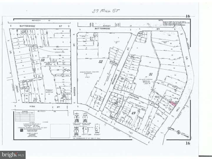 Maison unifamiliale pour l à louer à 37 MILL Street Mount Holly, New Jersey 08060 États-Unis