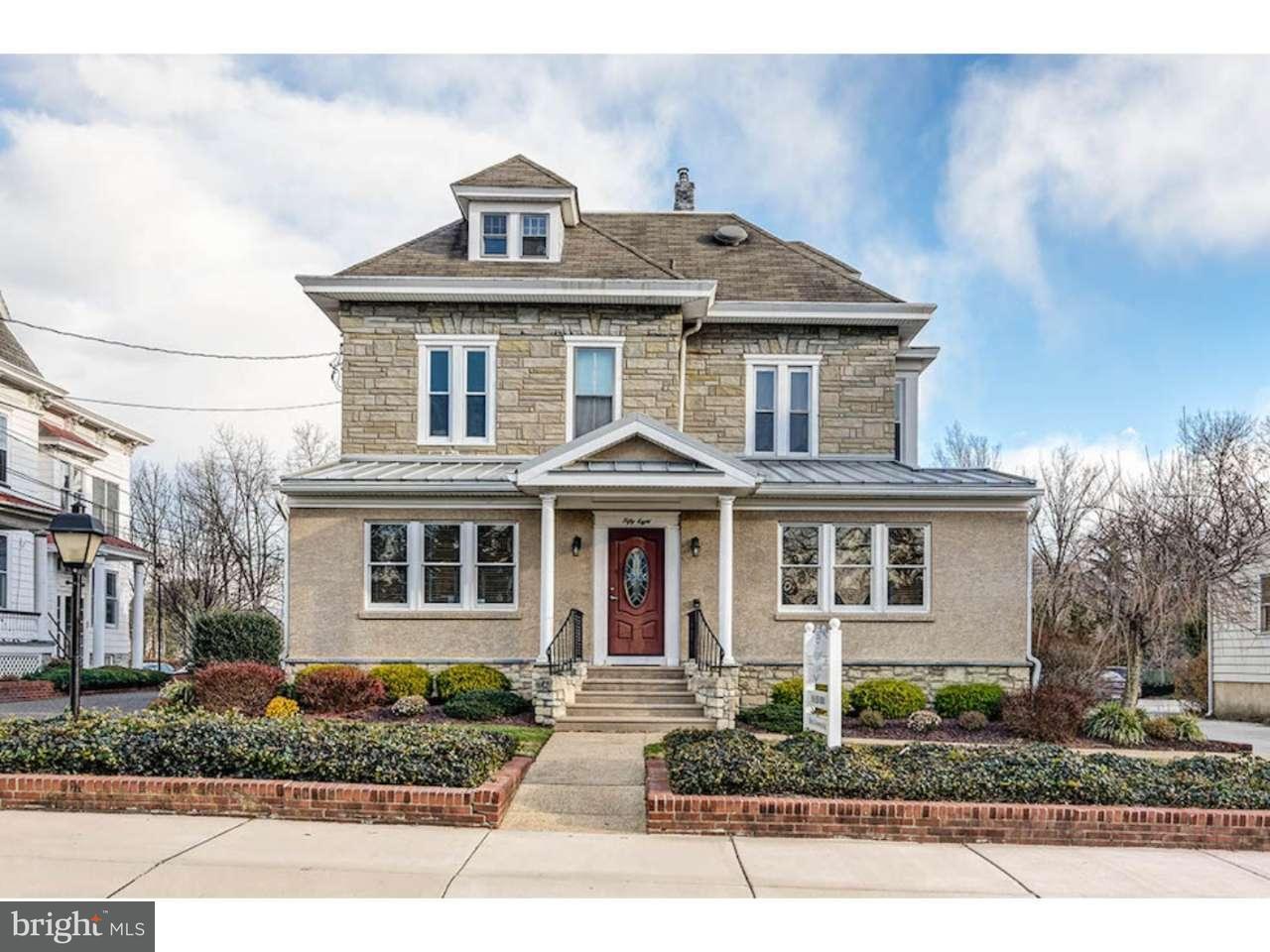 Nhà ở một gia đình vì Bán tại 58 EUCLID Street Woodbury, New Jersey 08096 Hoa Kỳ