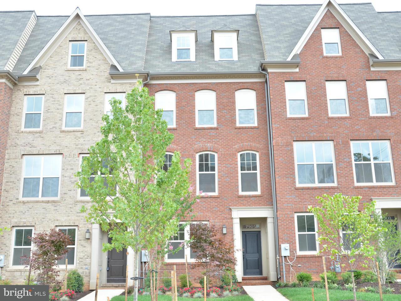 Σπίτι στην πόλη για την Πώληση στο 7905 YELLOWSTONE WAY 7905 YELLOWSTONE WAY Derwood, Μεριλαντ 20855 Ηνωμενεσ Πολιτειεσ