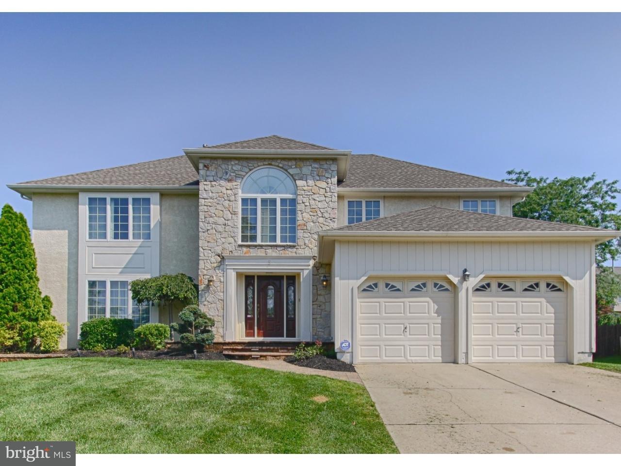 独户住宅 为 销售 在 5 PATRICK HENRY Drive Evesham Twp, 新泽西州 08053 美国