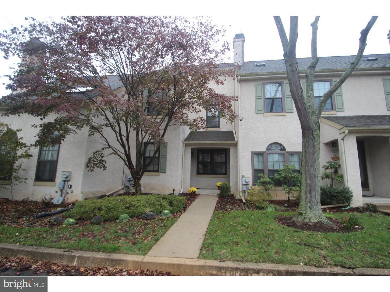 Maison accolée pour l à louer à 2902 CORNELL Court Newtown Square, Pennsylvanie 19073 États-Unis