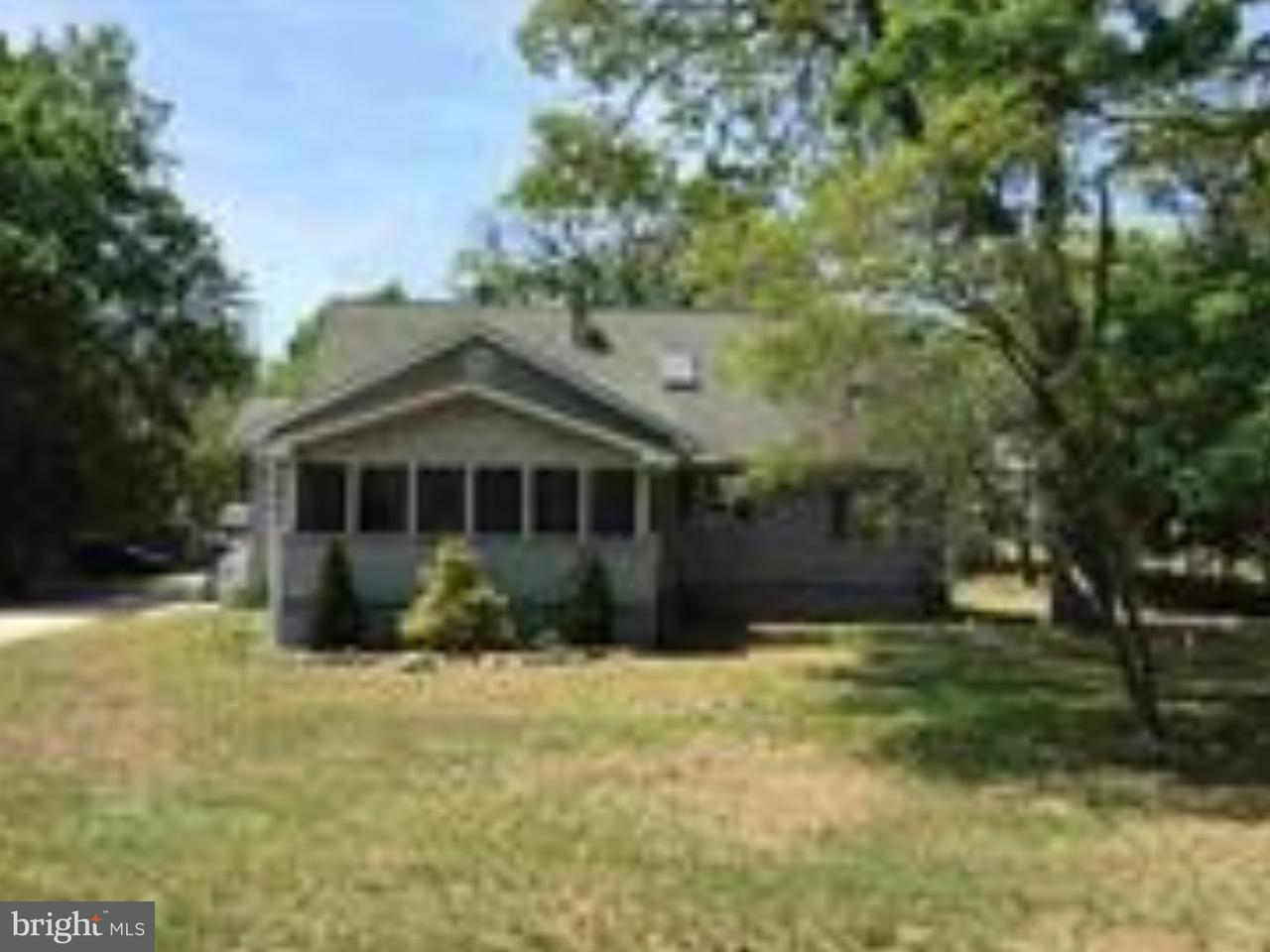 Частный односемейный дом для того Аренда на 748 S MILL Road Vineland, Нью-Джерси 08360 Соединенные Штаты