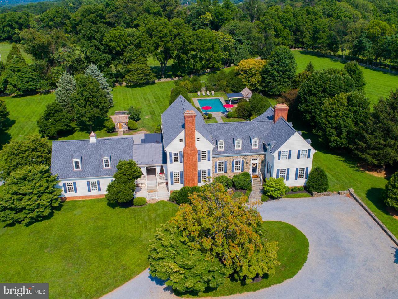 独户住宅 为 销售 在 34380 BLOOMFIELD Road 34380 BLOOMFIELD Road Bluemont, 弗吉尼亚州 20135 美国