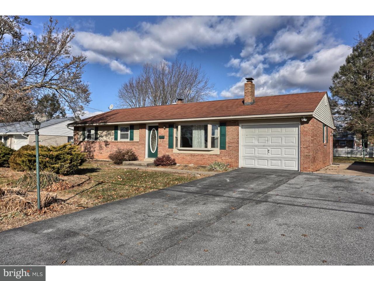 Частный односемейный дом для того Продажа на 988 DAFFODIL Drive Lebanon, Пенсильвания 17042 Соединенные Штаты