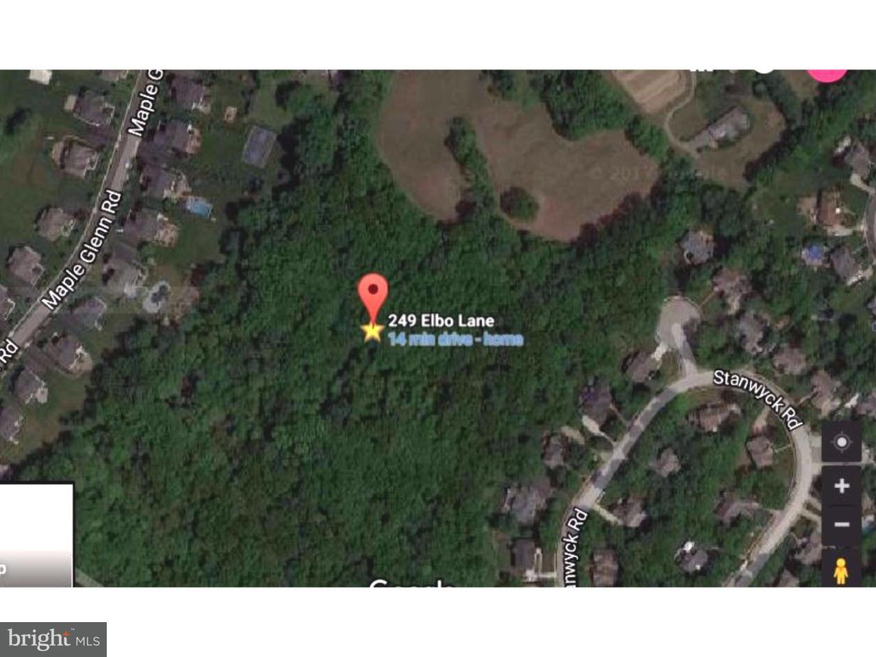 Enfamiljshus för Försäljning vid 249 ELBO Lane Mount Laurel, New Jersey 08054 Usa