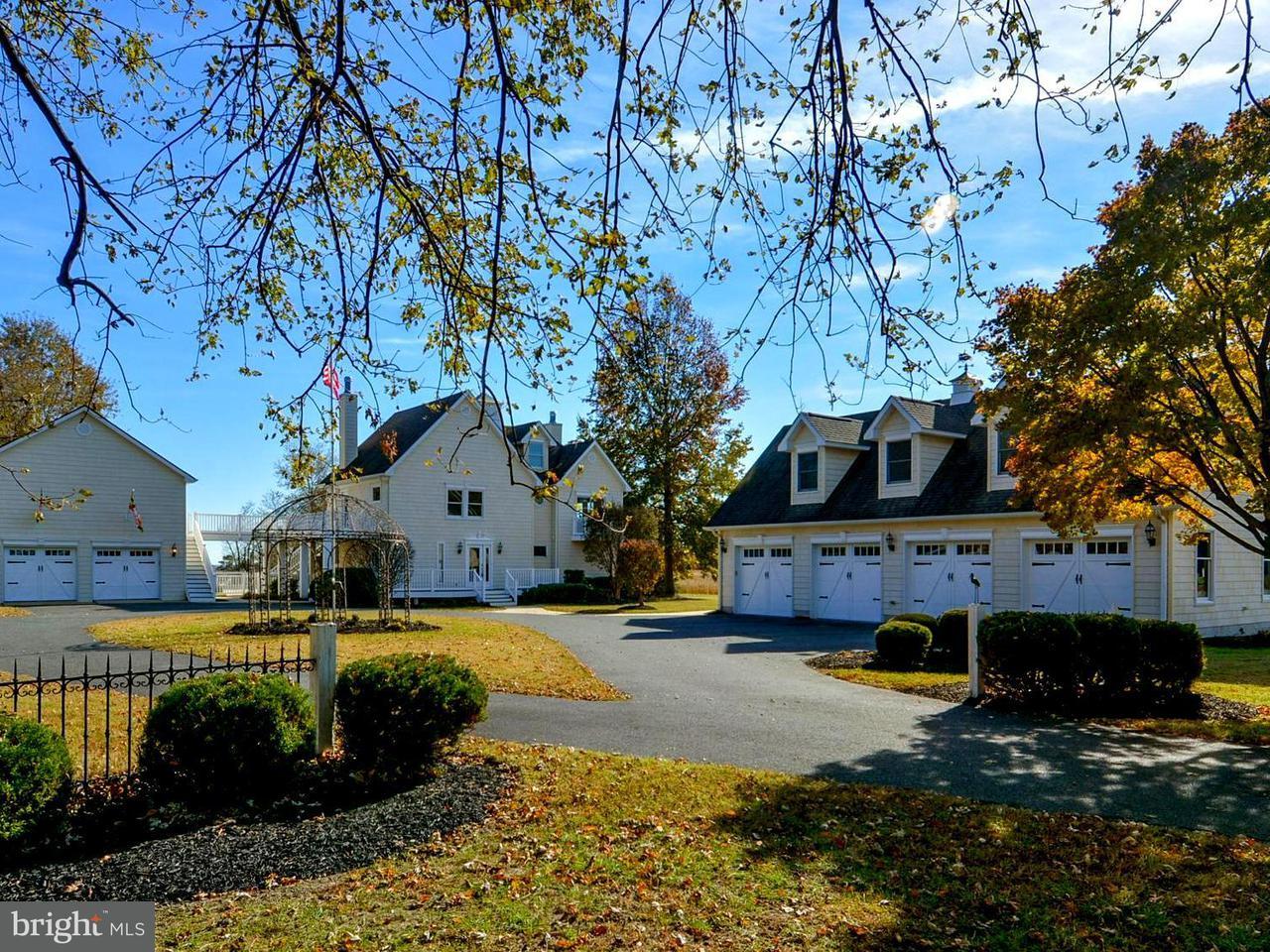 Casa Unifamiliar por un Venta en 104 THOMPSON Road 104 THOMPSON Road Chester, Maryland 21619 Estados Unidos