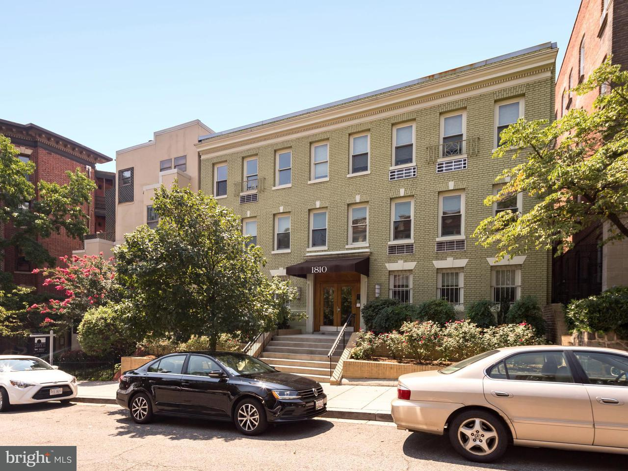 Condominium for Sale at 1810 California St NW #304 Washington, District Of Columbia 20009 United States