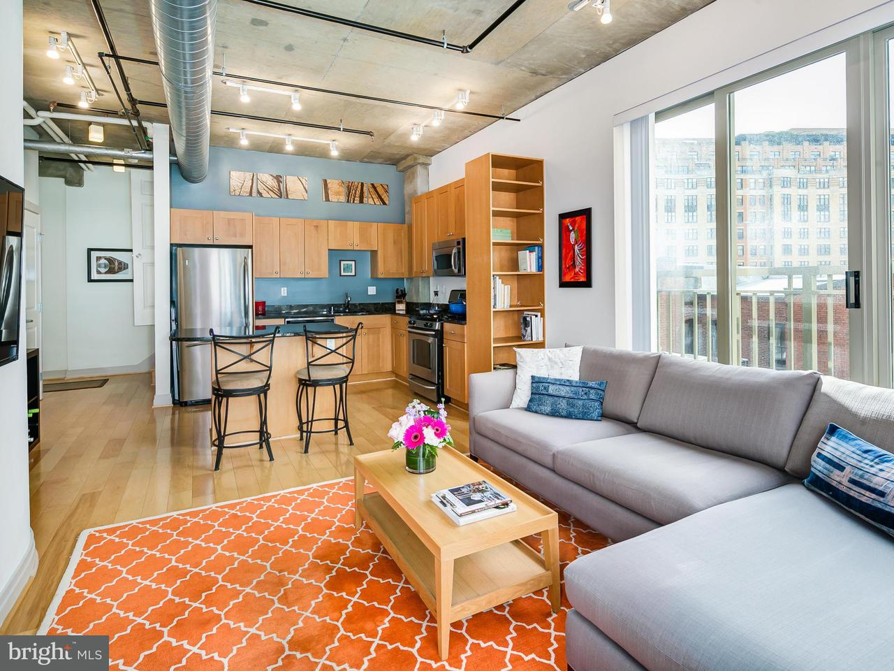Townhouse for Sale at 301 MASSACHUSETTS AVE NW #507 301 MASSACHUSETTS AVE NW #507 Washington, District Of Columbia 20001 United States