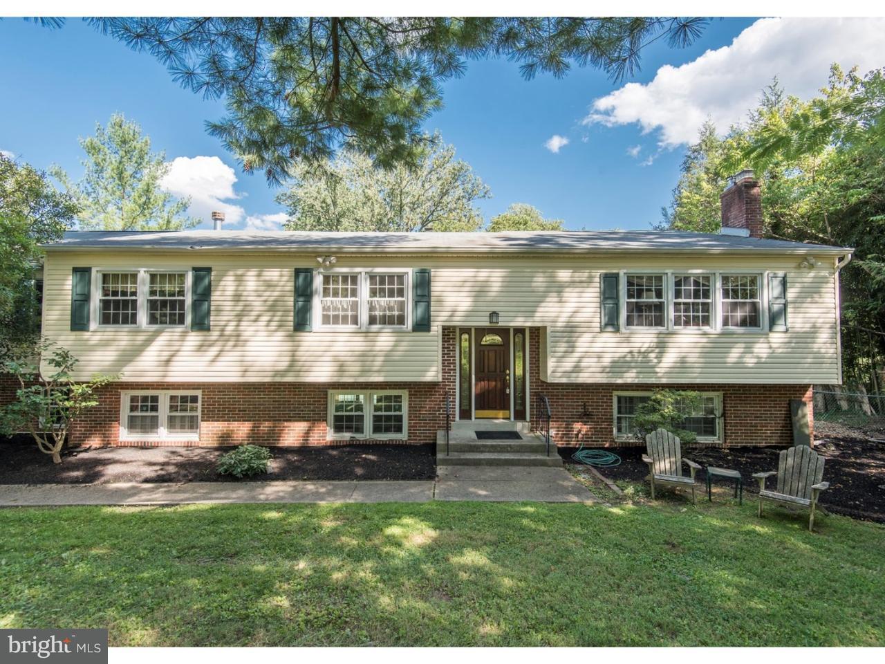 Частный односемейный дом для того Продажа на 30 BRIARCREST Drive Rose Valley, Пенсильвания 19086 Соединенные Штаты