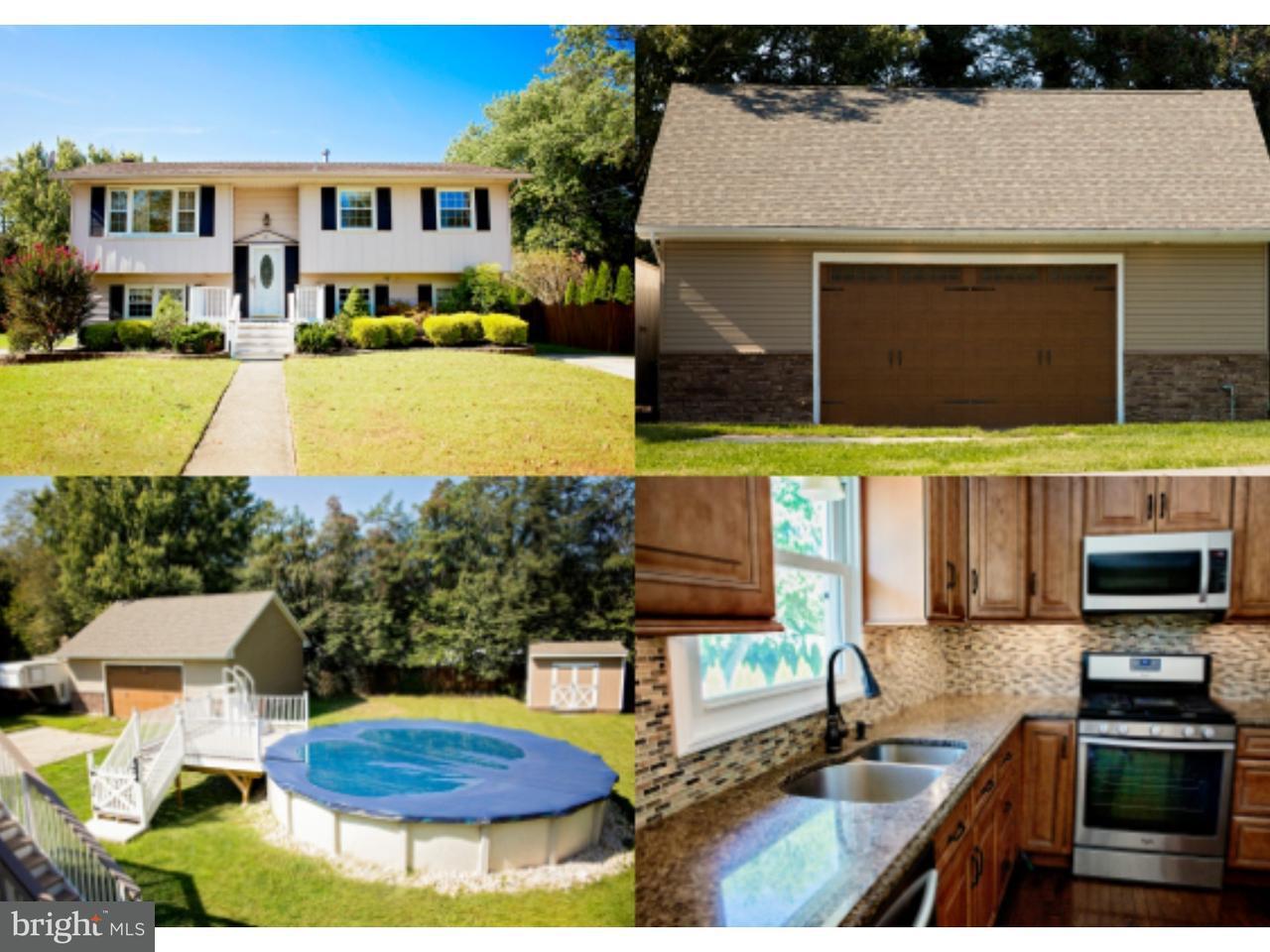 Maison unifamiliale pour l Vente à 21 CENTRAL Avenue Grenloch, New Jersey 08032 États-Unis