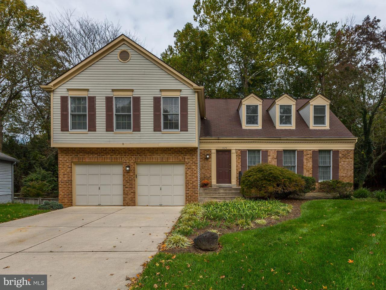 Single Family Home for Sale at 11424 SYMPHONY WOODS Lane 11424 SYMPHONY WOODS Lane Silver Spring, Maryland 20901 United States