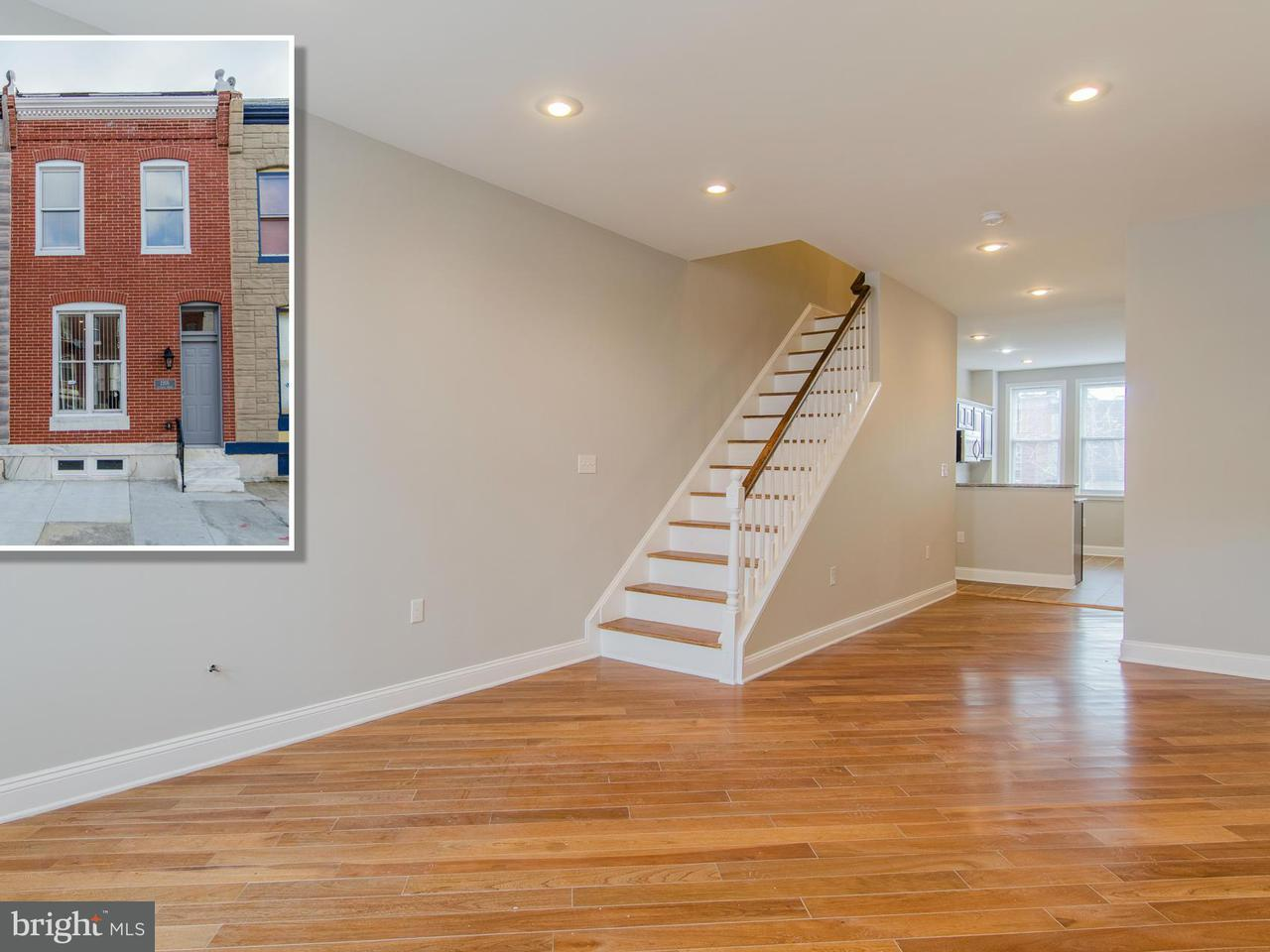 Single Family for Sale at 1117 Collington Ave N Baltimore, Maryland 21213 United States