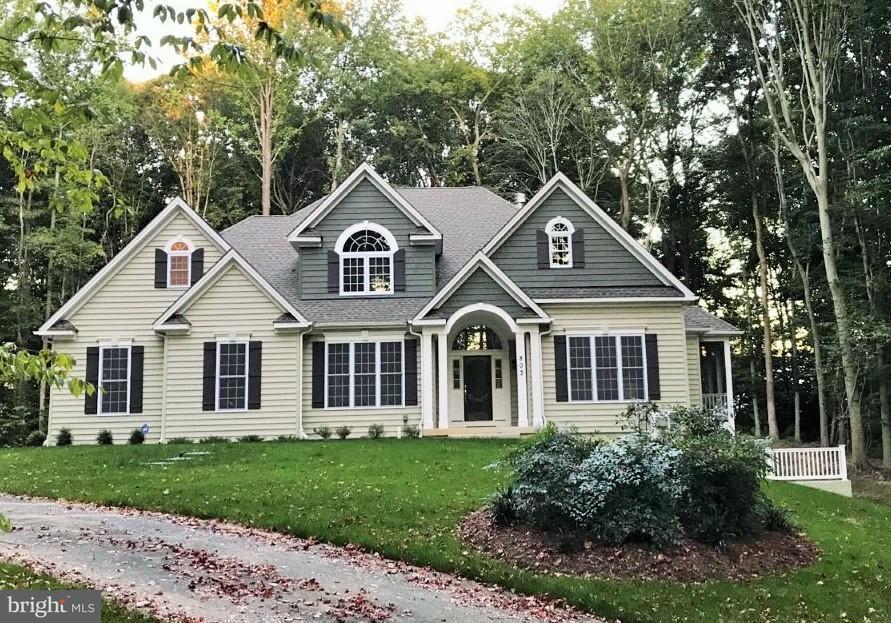 Maison unifamiliale pour l Vente à 803 CHARLIE MANN Court 803 CHARLIE MANN Court Gambrills, Maryland 21054 États-Unis