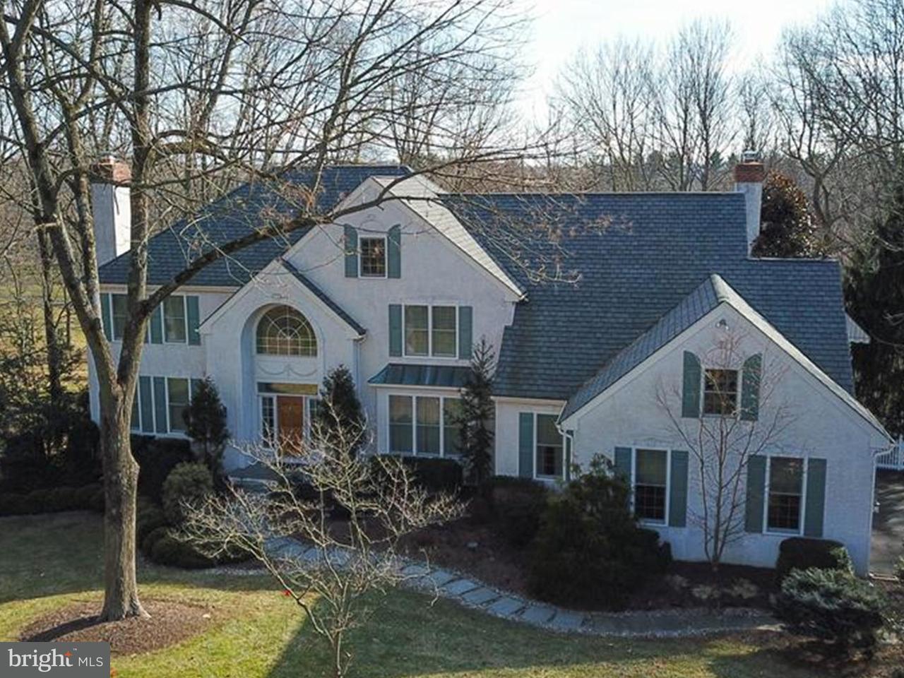 Maison unifamiliale pour l Vente à 116 MONTANA Drive Chadds Ford, Pennsylvanie 19317 États-Unis