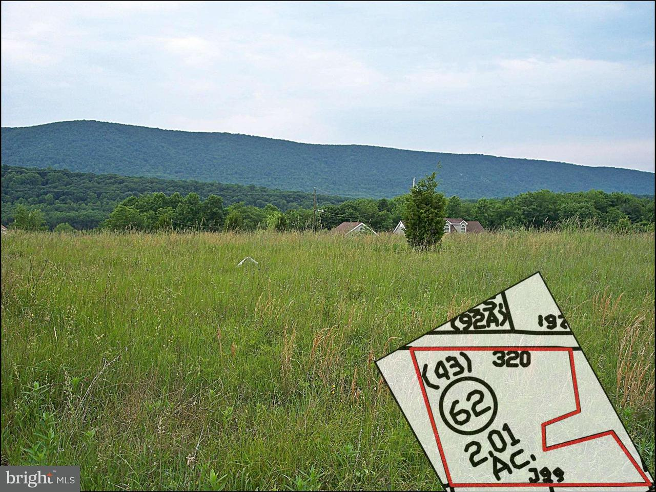 Land for Sale at Apple Orchard Cir Berkeley Springs, West Virginia 25411 United States