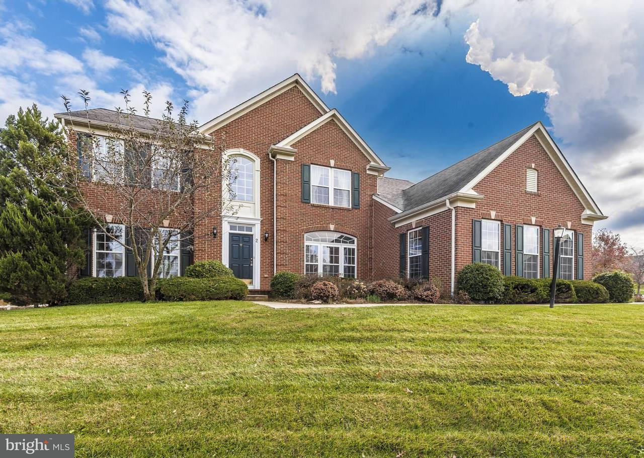 Vivienda unifamiliar por un Venta en 2 HOLLOW CREEK Circle 2 HOLLOW CREEK Circle Middletown, Maryland 21769 Estados Unidos