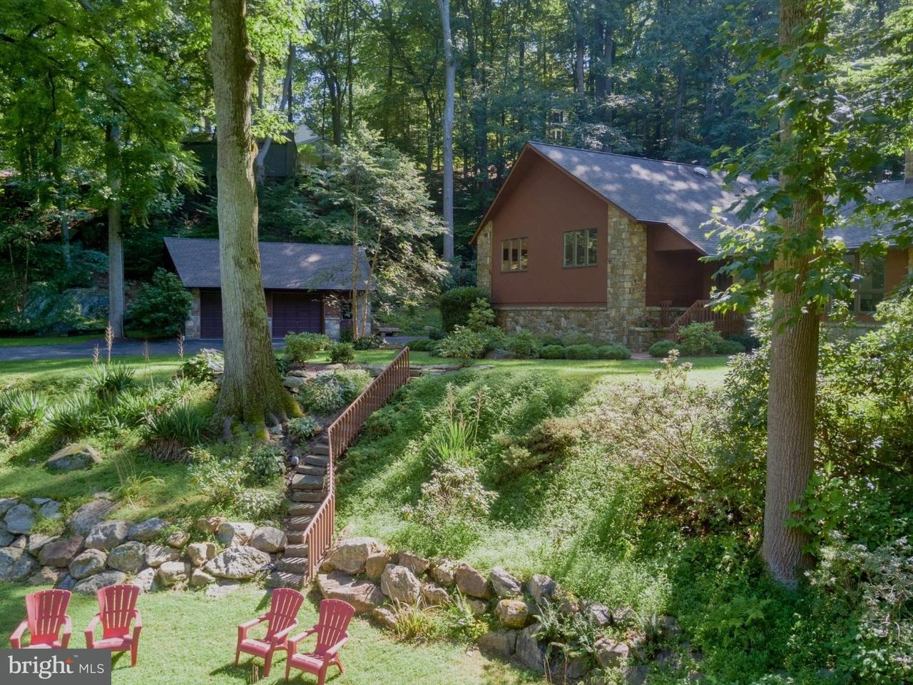 Single Family Home for Sale at 1215 DOWLIN FORGE Road Downingtown, Pennsylvania 19335 United States