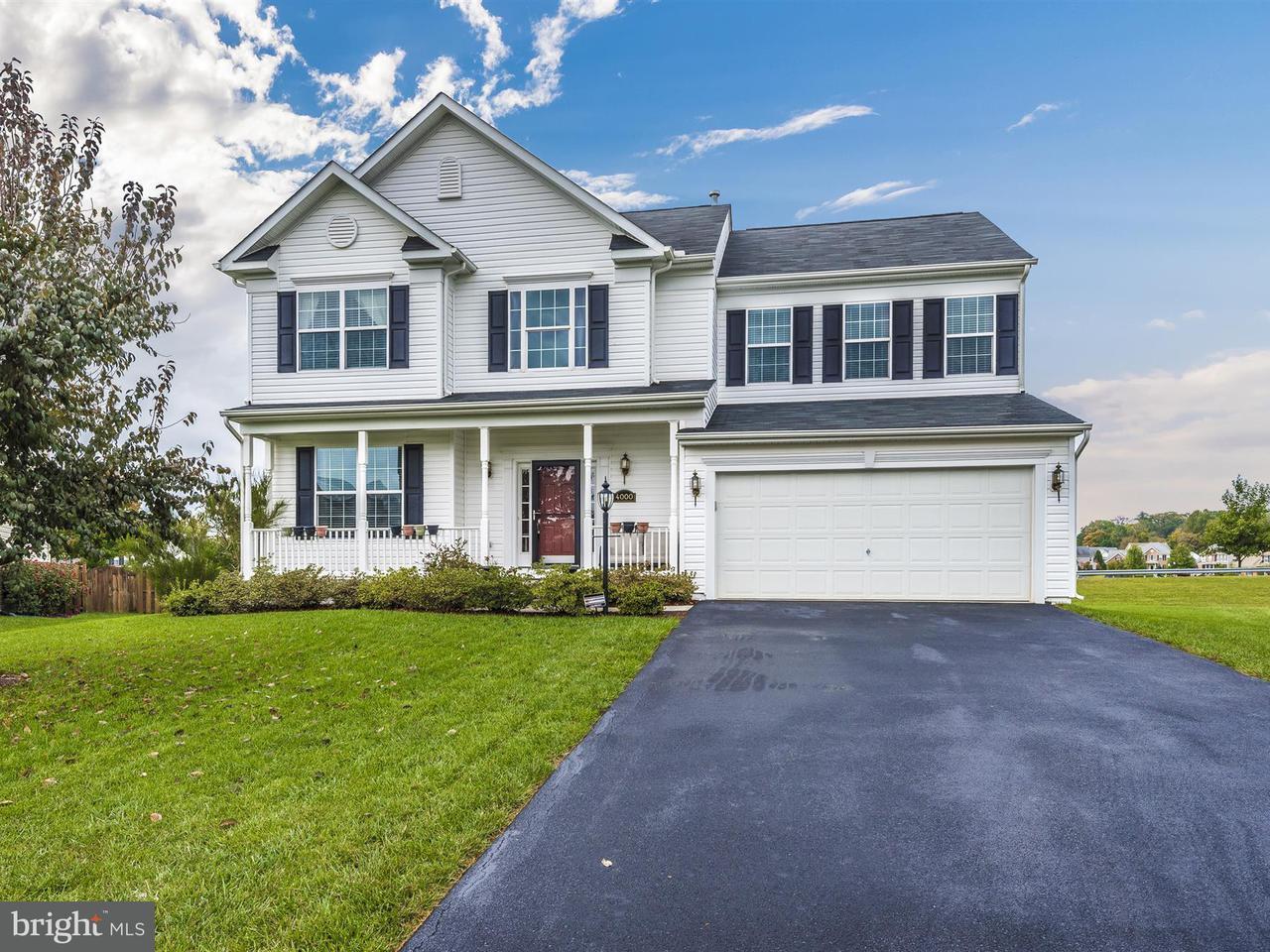 단독 가정 주택 용 매매 에 4000 PAW PAW Circle 4000 PAW PAW Circle Point Of Rocks, 메릴랜드 21777 미국