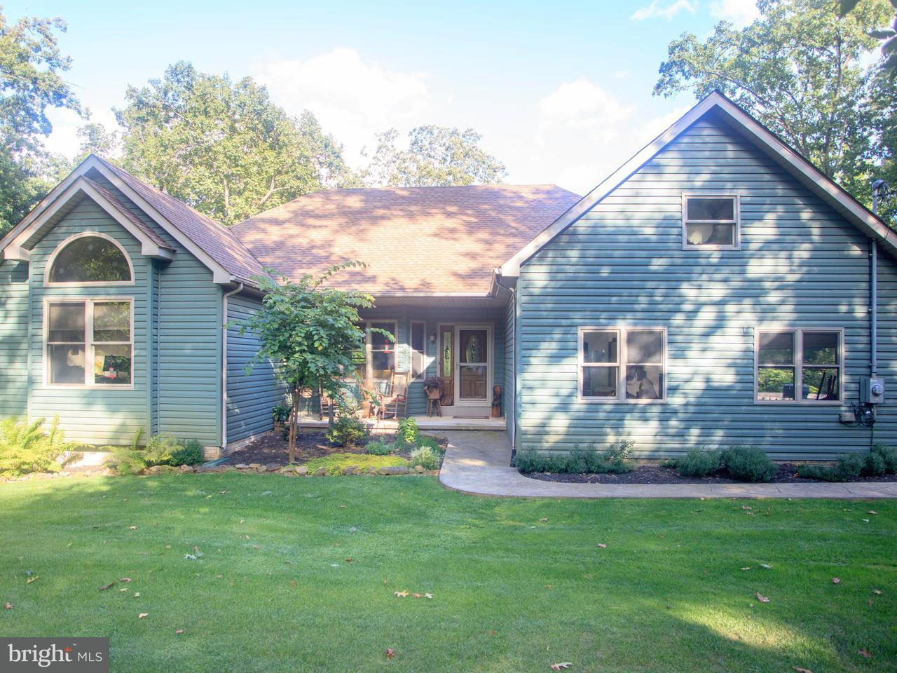 Single Family for Sale at 466 Trapper Rdg Hedgesville, West Virginia 25427 United States
