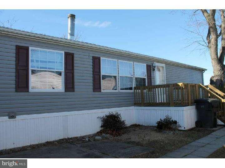 Casas Móviles por un Venta en 511 WRIGHTSTOWN SYKESVILLE RD #73 Wrightstown, Nueva Jersey 08562 Estados Unidos
