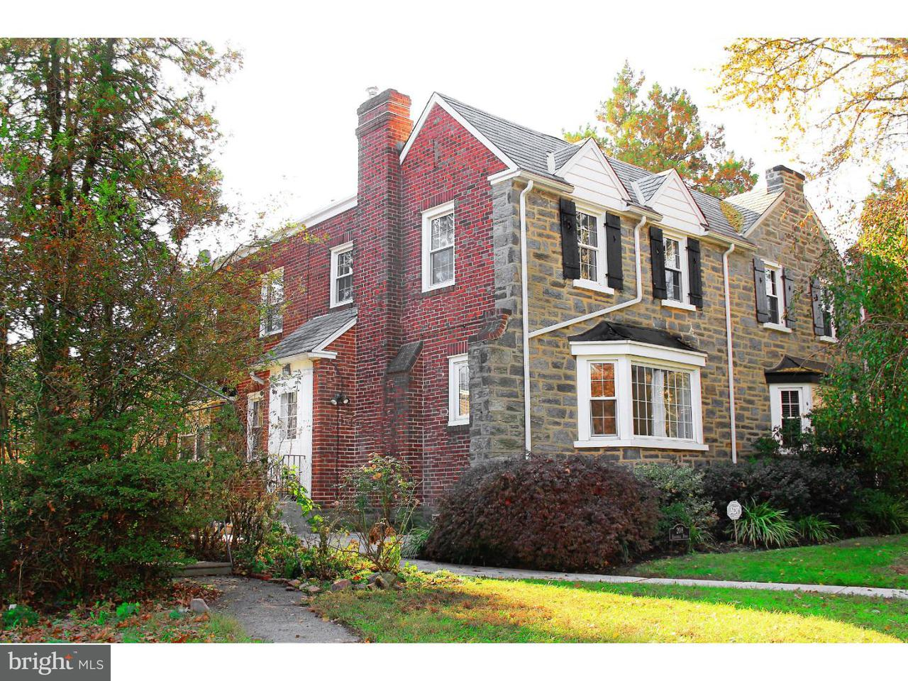 Townhouse for Rent at 208 EDGEHILL Road Merion Station, Pennsylvania 19066 United States