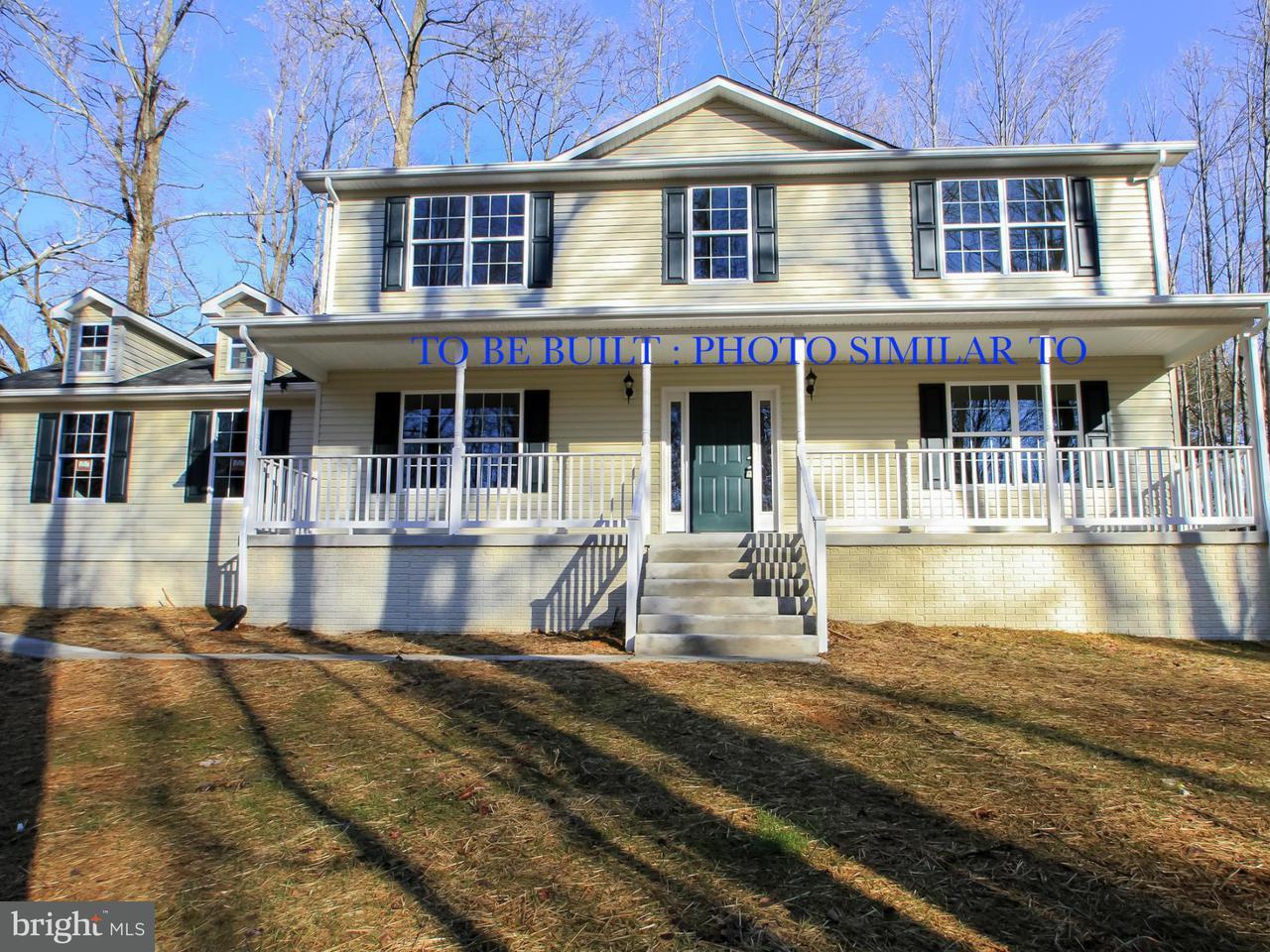 Eensgezinswoning voor Verkoop een t ENON SCHOOL ENON SCHOOL Marshall, Virginia 20115 Verenigde Staten