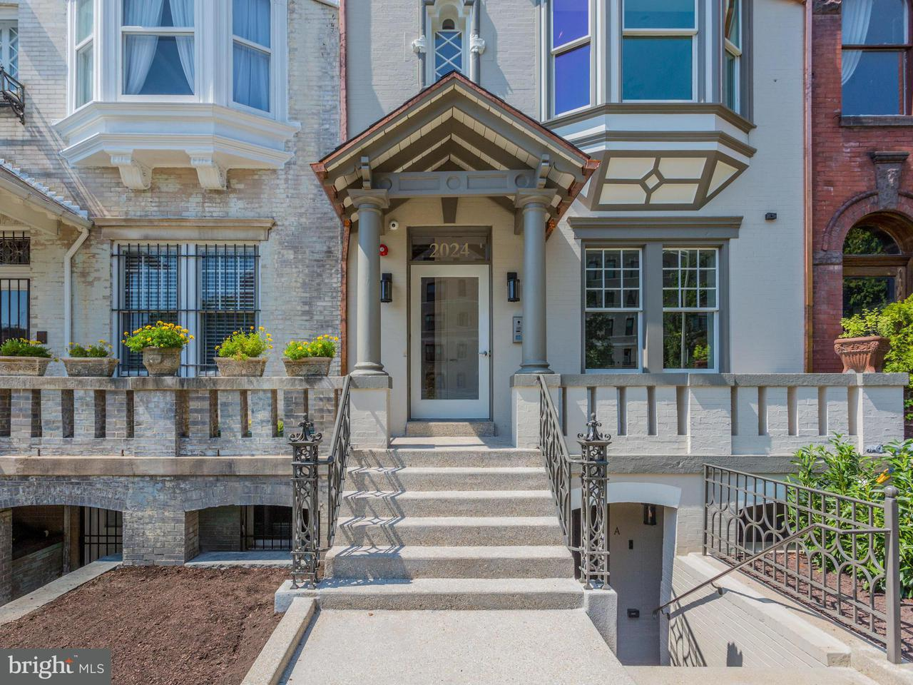 Townhouse for Sale at 2024 16TH ST NW #2 2024 16TH ST NW #2 Washington, District Of Columbia 20009 United States