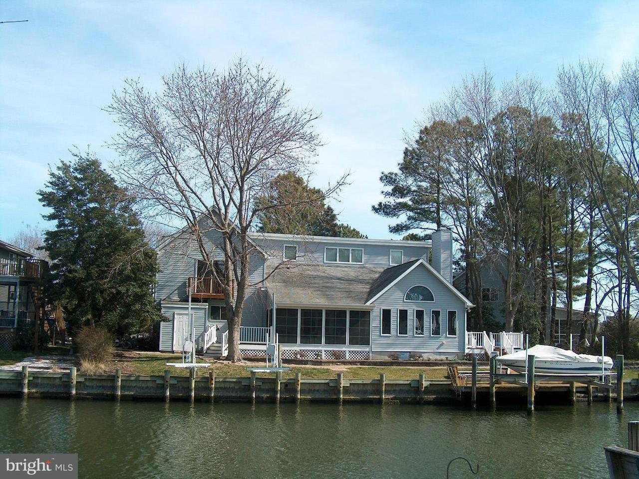 Частный односемейный дом для того Продажа на 22 WINDWARD Court 22 WINDWARD Court Ocean Pines, Мэриленд 21811 Соединенные Штаты