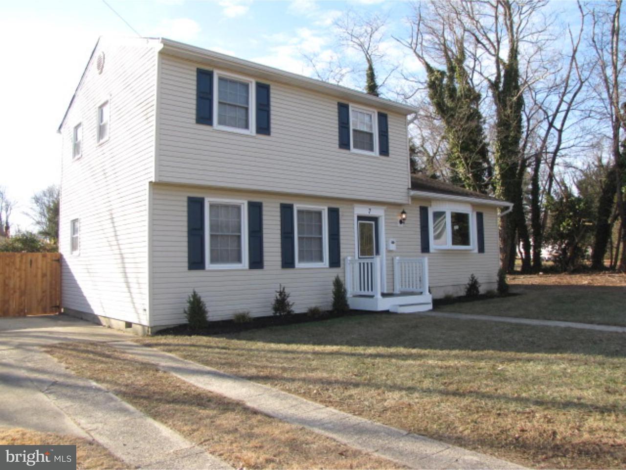 独户住宅 为 销售 在 7 WRIGHT LOOP Williamstown, 新泽西州 08094 美国在/周边: Monroe Township