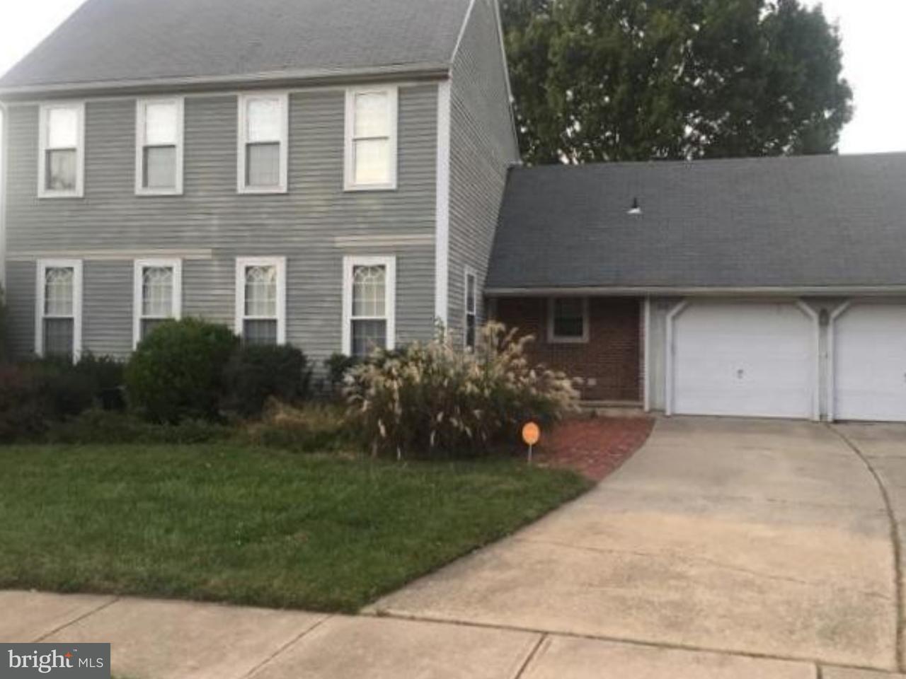 Maison unifamiliale pour l Vente à 25 APPLE WAY Marlton, New Jersey 08053 États-Unis