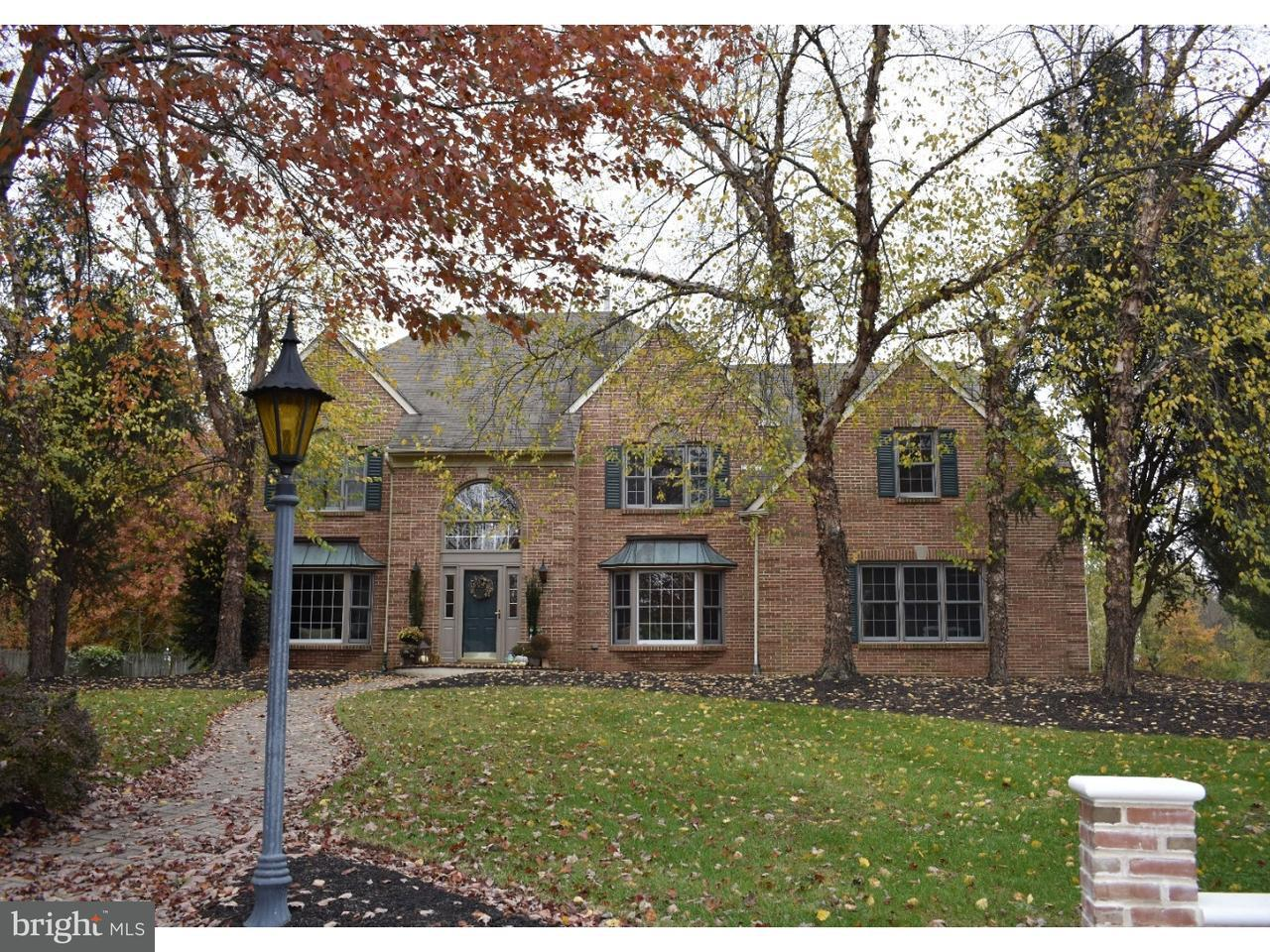 Maison unifamiliale pour l à louer à 105 THATCHER Court North Wales, Pennsylvanie 19454 États-Unis