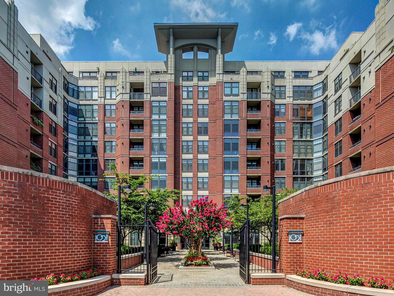 Townhouse for Sale at 1021 GARFIELD ST #405 1021 GARFIELD ST #405 Arlington, Virginia 22201 United States