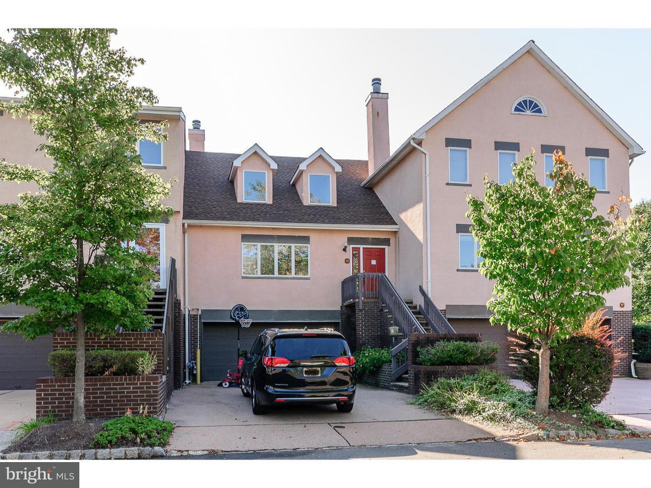 联栋屋 为 出租 在 18 HANOVER Court 普林斯顿, 新泽西州 08540 美国在/周边: W Windsor Township