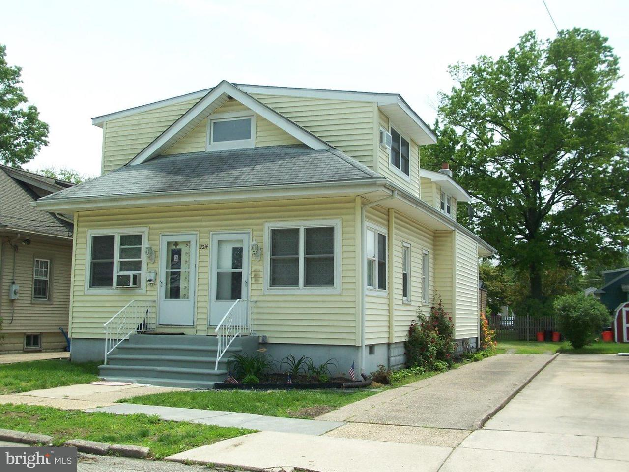 联栋屋 为 出租 在 2014 NARBERTH Avenue Haddon Heights, 新泽西州 08035 美国