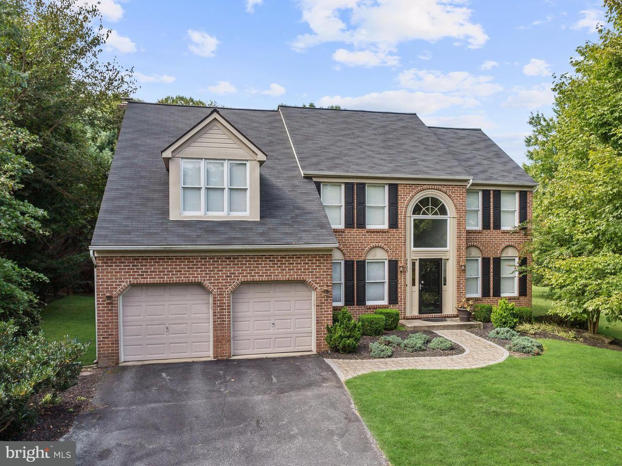Casa Unifamiliar por un Venta en 5420 CORINTH Drive 5420 CORINTH Drive Eldersburg, Maryland 21784 Estados Unidos